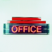 OFFICE NEON SIGN